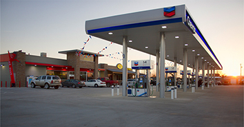 Travel Center and Restaurant, Haskell TX